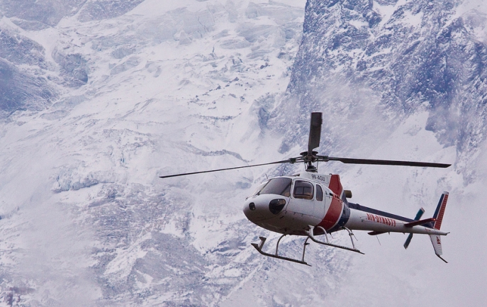 Heli-Tours in Nepal