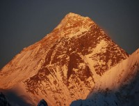 Everest Sunset View